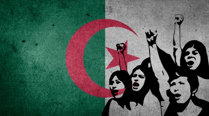 Droits des femmes Algérie